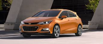 the 2017 chevy cruze hatchback more space and versatility