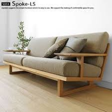 Best  Wooden Sofa Ideas On Pinterest Wooden Couch Asian - Wooden sofa design
