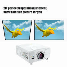 3d hd projectors for home theater new excelvan cl312 led 3d projector home theater multimedia