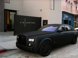 drake rolls royce phantom flat black on black everything u2013 atlnightspots