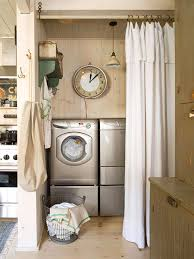 Laundry Room Wall Decor Ideas 10 Ideas For When Your Laundry Room Is A Closet