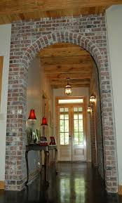 home interior arch designs best 25 brick archway ideas on brick arch exposed