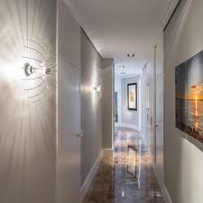 hallway modern hallway wall light fixtures new lighting decorations