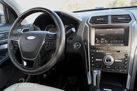 Ford Explorer 2016 Interior 2016 Ford Explorer Review Web2carz