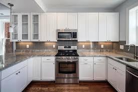 best backsplash ideas for white kitchen image tile backsplash ideas for white kitchen