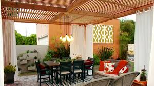 deck furniture layout outdoor furniture decorating ideas pictures hgtv