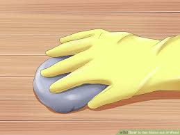 How To Remove Oil Stains From Wood Cabinets How To Get Stains Out Of Wood 12 Steps With Pictures Wikihow