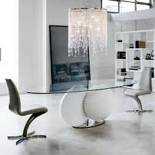 furniture awesome cattelan italia usa with round glass dining