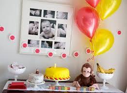 curious george birthday party ideas curious george birthday party creative birthday party