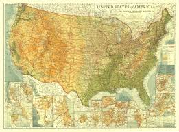 United States Of Anerica Map by Reviews For United States Of America Map 1923 Maps Com