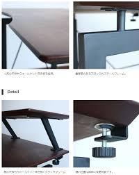 Flat Top Desk Desk Cheap Flat Pack Computer Desk Riverside Cantata 54 Inch