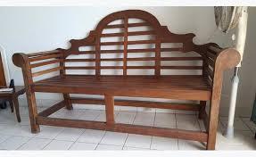 canapé en bois canapé bois 2 places annonce mobilier et équipement d