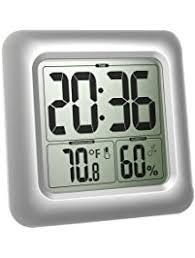 shop amazon com shower clocks