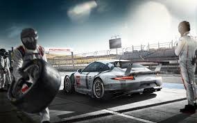 porsche race cars wallpaper wallpaper porsche 911 rsr pit stop pit crew racing cars hd