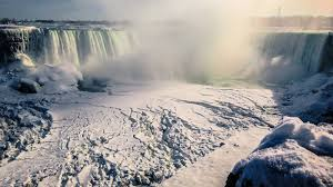 niagara falls isn u0027t frozen u2014but u0027s u0027s beautiful