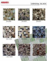 blue square mosaic tiles fashion design bathroom tile cheap word