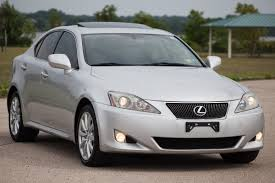lexus used is lexus is 250 for sale heated ventilated seats and sunroof u2014 used