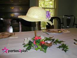 table center pieces party pointer using hats for table centerpieces parties2plan