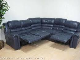 Blue Reclining Sofa by Navy Blue Recliner Sectional 2 Jpg