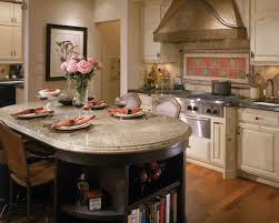 granite countertop kitchen tables small spaces cartoon flower