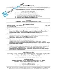 Librarian Resume Sample Lab Researcher Sample Resume Lab Assistant Sample Resume Sample