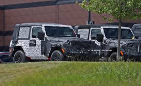 2019 jeep wrangler 2018 jeep wrangler coming with 2 0lt turbo diesel option slated