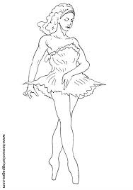 dancers coloring pages children