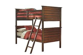 Ladiville Twin Over Twin Bunk Bed Ashley Furniture HomeStore - Twin bunk bed dimensions