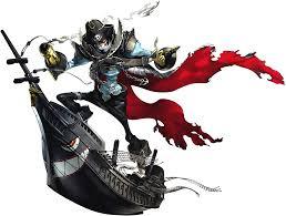 Scottish Pirate Flag Captain Kidd Megami Tensei Wiki Fandom Powered By Wikia