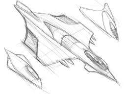 hyrax sketches x plane design