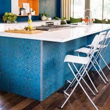 Blue Kitchen Island Kitchen Island Ideas Sunset