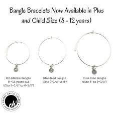 bracelet bangle size images Best friend heart expandable bangle bracelet set american made jpeg