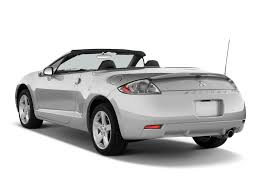 mitsubishi eclipse 2016 2007 mitsubishi eclipse spyder reviews and rating motor trend