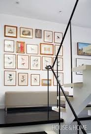 6 ways to set up a gallery wall hang your frames following the