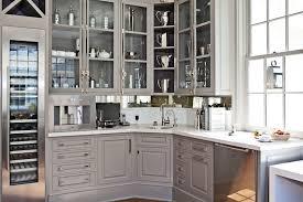 windsor smith home gray cabinets transitional kitchen benjamin moore galveston