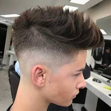 pic of back of spiky hair cuts short back and sides haircut men s hairstyles haircuts 2018