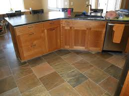 Kitchen Floor Tile by Backsplash Slate Floor Kitchen Pictures Samples Janeiro Slate