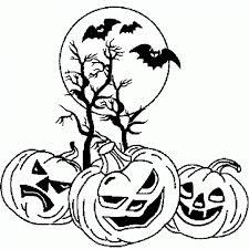 pumpkin cat printable halloween coloring pages hallowen coloring