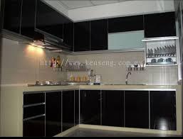 Aluminium Kitchen Designs Skudai Aluminium Kitchen Cabinet Kitchen From Ken Seng Aluminium