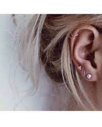 best 25 cartilage piercing hoop ideas on cartilage