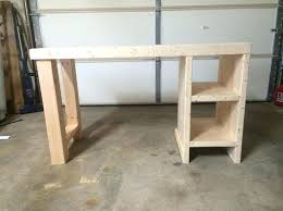 Easy Diy Desk Simple Diy Desk Openpoll Me