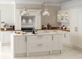 shaker style kitchen island rivington solid ash painted shaker style kitchen in