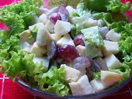 cara membuat salad sayur atau buah salad buah resep camilan sehat untuk ibu hamil