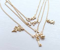 key necklace charms images Fashion gold owl key heart fairy charms once upon a time letter jpg