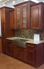 chestnut kitchen cabinets display kitchen cabinets for sale hbe kitchen