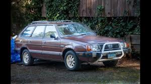 old subaru wagon rockin u0027 my 1980 subaru gl 4wd wagon youtube
