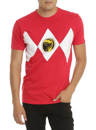 red power ranger costume for toddlers mighty morphin power rangers red ranger costume t shirt topic