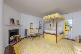 Jackie Kennedy Bedroom Jackie Kennedy Childhood Summer Home Lasata Is For Sale At A