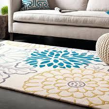 Modern Area Rug Modern Black White Pile Cut Design 5 8 Area Rug Carpet New 5 X