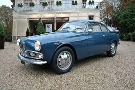 alfa romeo giulietta classic 1962 alfa romeo giulietta sprint veloce classic driver market